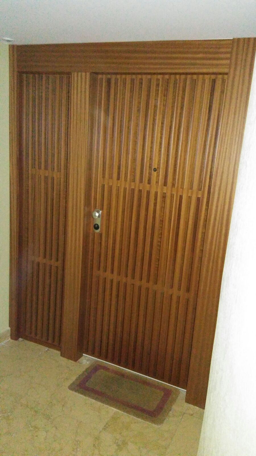 Puerta Acorazada en Rocafort