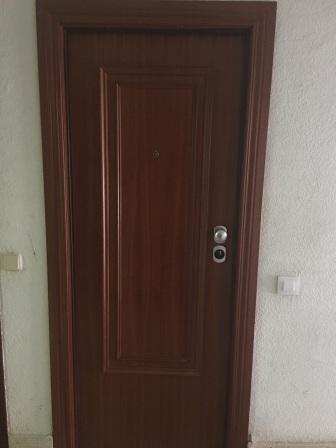 Puerta Acorazada Delome