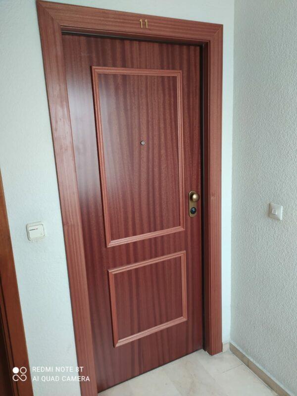Puerta acorazada Dierre Asso 10 Sapely 2 cuadros